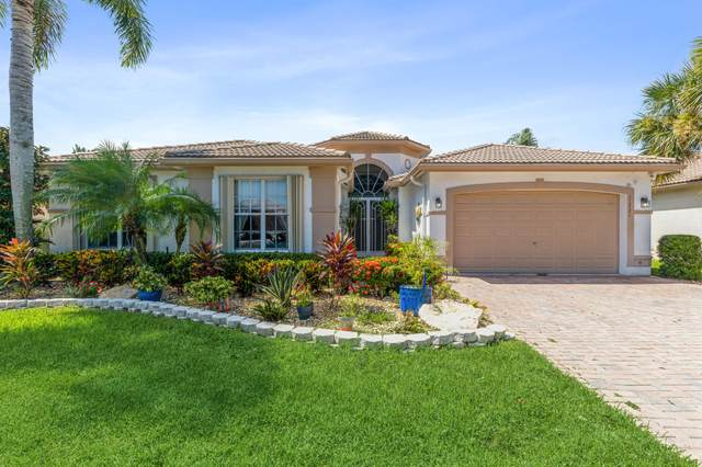 11721 Cardenas Boulevard, Boynton Beach, FL 33437 (MLS #RX-10749444) :: Castelli Real Estate Services