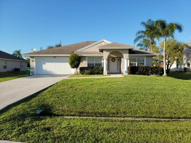 5498 NW Manville Drive, Port Saint Lucie, FL 34983 (#RX-10749450) :: The Reynolds Team | Compass