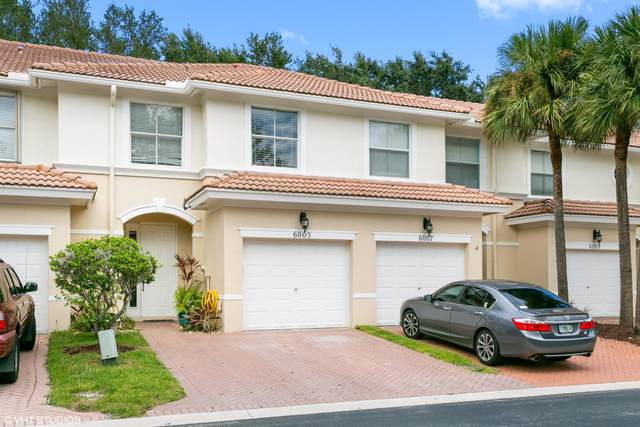 6005 Seminole Gardens Circle, Riviera Beach, FL 33418 (#RX-10749456) :: Heather Towe | Keller Williams Jupiter