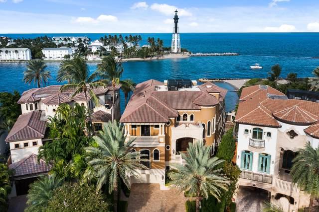 2308 Bay Drive, Pompano Beach, FL 33062 (#RX-10749485) :: Baron Real Estate