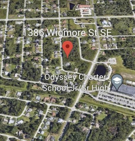 1386 Wigmore Street SE, Palm Bay, FL 32909 (#RX-10749491) :: Dalton Wade