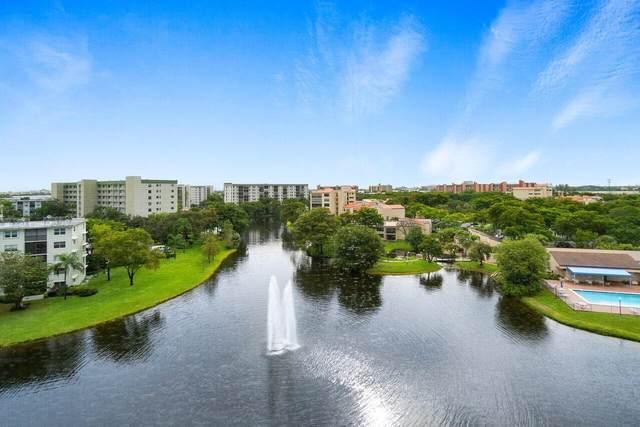 2334 S Cypress Bend Drive #803, Pompano Beach, FL 33069 (MLS #RX-10749494) :: Berkshire Hathaway HomeServices EWM Realty