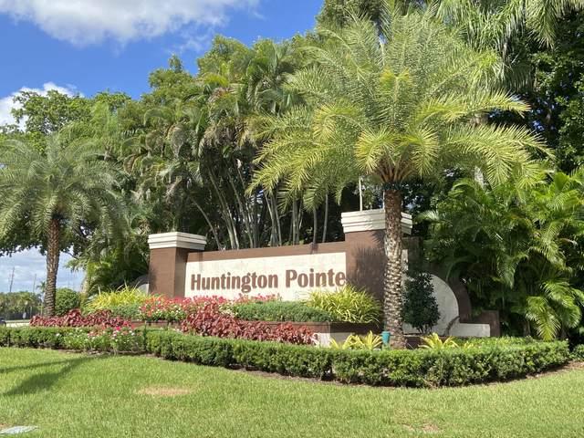6121 Pointe Regal Circle #201, Delray Beach, FL 33484 (#RX-10749502) :: IvaniaHomes | Keller Williams Reserve Palm Beach