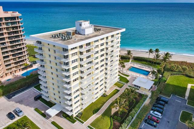 500 Ocean - 2B Drive E E-2B, Juno Beach, FL 33408 (MLS #RX-10749504) :: The DJ & Lindsey Team