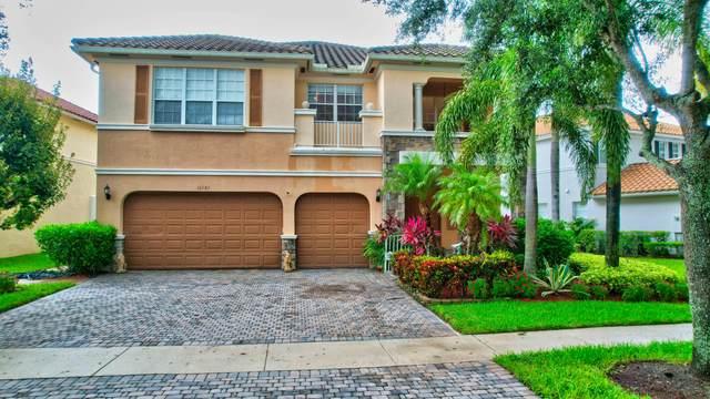 10151 Cobblestone Creek Drive, Boynton Beach, FL 33472 (#RX-10749516) :: Posh Properties