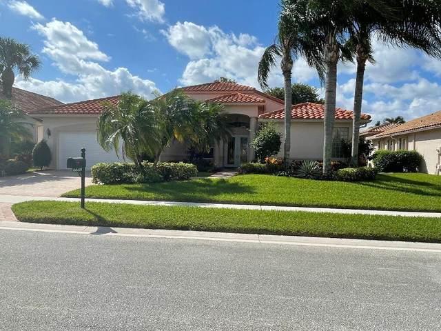 6640 Catania Drive, Boynton Beach, FL 33472 (#RX-10749530) :: Heather Towe | Keller Williams Jupiter