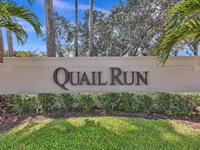1600 Wood Fern Drive, Boynton Beach, FL 33436 (#RX-10749537) :: Baron Real Estate