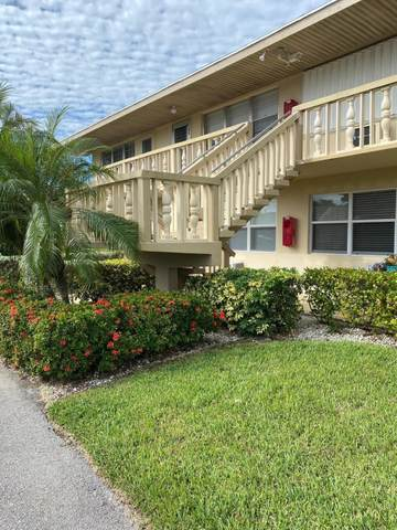 111 Berkshire E #111, West Palm Beach, FL 33417 (#RX-10749540) :: IvaniaHomes | Keller Williams Reserve Palm Beach