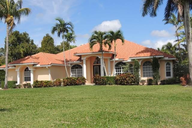 6965 N Calumet Circle, Lake Worth, FL 33467 (#RX-10749542) :: Posh Properties