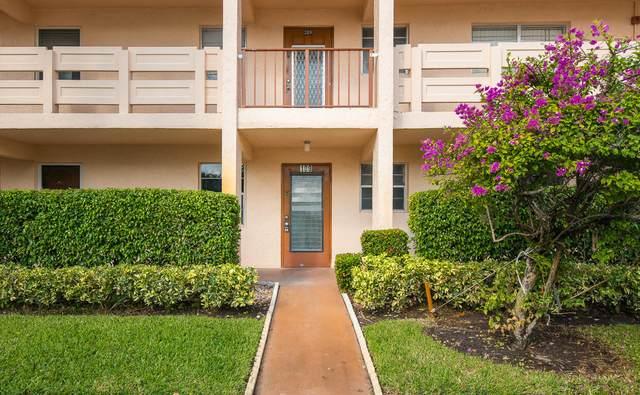14721 Bonaire 109 Boulevard #109, Delray Beach, FL 33446 (#RX-10749552) :: IvaniaHomes | Keller Williams Reserve Palm Beach