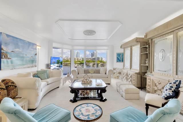300 Three Islands Boulevard #402, Hallandale Beach, FL 33009 (#RX-10749554) :: IvaniaHomes | Keller Williams Reserve Palm Beach