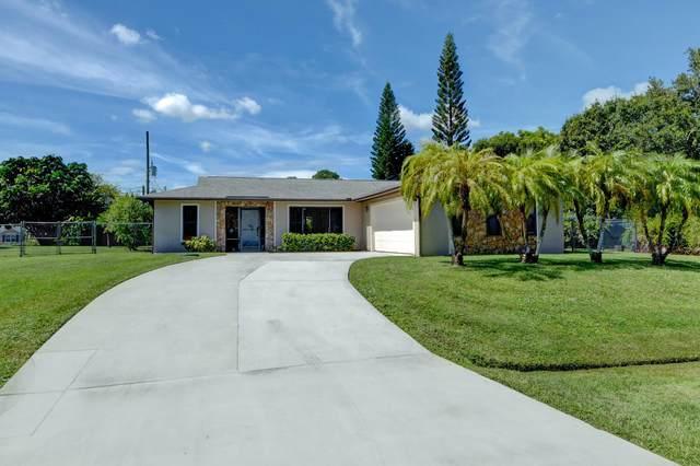 1938 SW Agnes Street, Port Saint Lucie, FL 34953 (#RX-10749556) :: Heather Towe | Keller Williams Jupiter