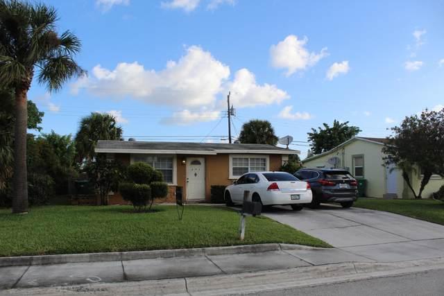 942 W 2nd Street, Riviera Beach, FL 33404 (#RX-10749569) :: Posh Properties