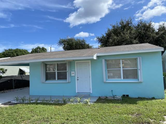 926 S C Street, Lake Worth Beach, FL 33460 (#RX-10749576) :: Posh Properties