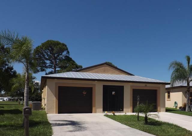 33 Las Casitas, Fort Pierce, FL 34951 (#RX-10749593) :: Heather Towe | Keller Williams Jupiter
