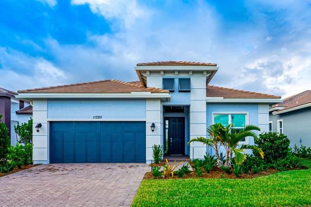 11280 SW Lunata Way, Port Saint Lucie, FL 34987 (MLS #RX-10749629) :: Castelli Real Estate Services