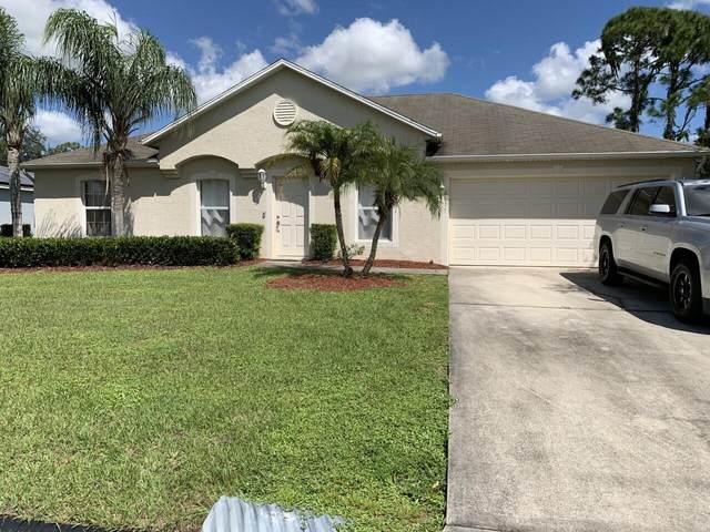 4017 SW Canrady Street, Port Saint Lucie, FL 34953 (#RX-10749644) :: Posh Properties