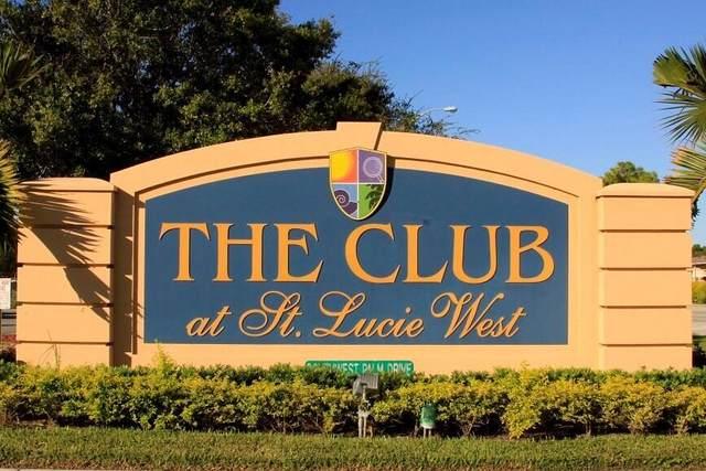 241 SW Palm Drive #108, Port Saint Lucie, FL 34986 (#RX-10749657) :: Baron Real Estate