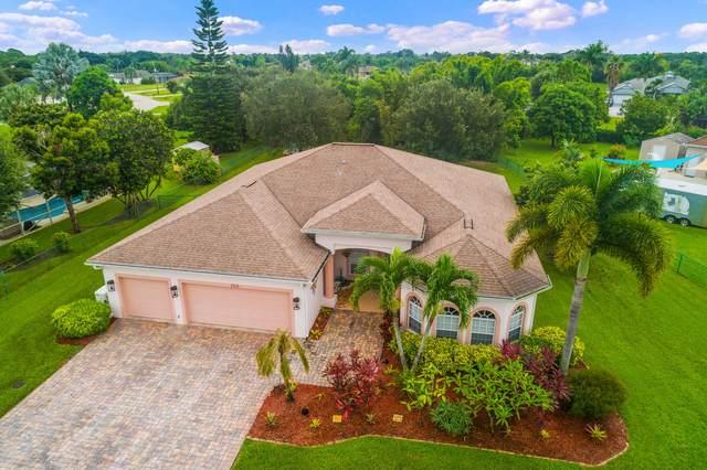 129 SW Wind Circle, Port Saint Lucie, FL 34953 (#RX-10749662) :: Baron Real Estate