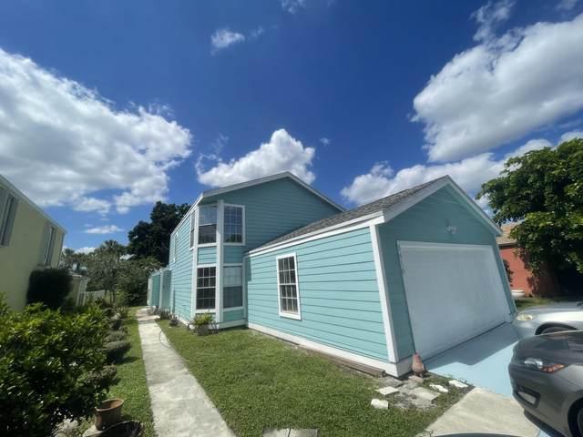 5610 Dewberry Way, West Palm Beach, FL 33415 (#RX-10749673) :: Heather Towe   Keller Williams Jupiter