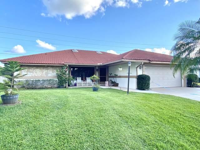 5120 SE Hanson Circle, Stuart, FL 34997 (#RX-10749687) :: Michael Kaufman Real Estate