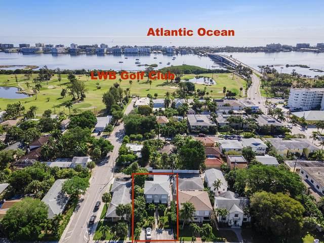 126 N Palmway 1-3, Lake Worth Beach, FL 33460 (#RX-10749691) :: IvaniaHomes   Keller Williams Reserve Palm Beach