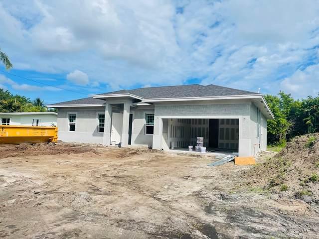 3117 SE Pruitt Road, Port Saint Lucie, FL 34952 (#RX-10749699) :: Michael Kaufman Real Estate