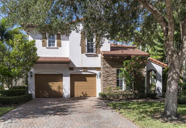 956 Mill Creek Drive, Palm Beach Gardens, FL 33410 (MLS #RX-10749712) :: Castelli Real Estate Services