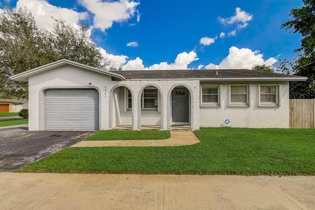2701 N 72nd Way, Hollywood, FL 33024 (#RX-10749755) :: Posh Properties