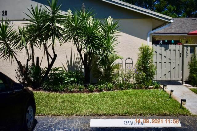 8067 Ambach Way 26-D, Hypoluxo, FL 33462 (#RX-10749762) :: Baron Real Estate