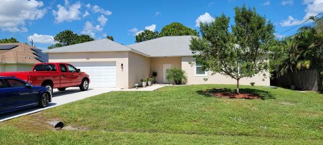 1311 SW Aachen Avenue, Port Saint Lucie, FL 34953 (MLS #RX-10749770) :: Castelli Real Estate Services