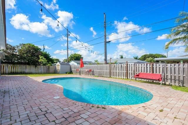 441 Santa Anna Drive, Palm Springs, FL 33461 (MLS #RX-10749786) :: Castelli Real Estate Services