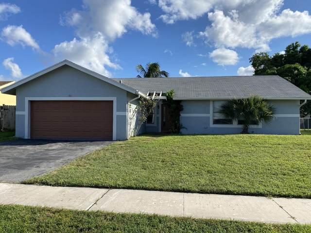 9219 Southampton Place, Boca Raton, FL 33434 (#RX-10749843) :: Posh Properties