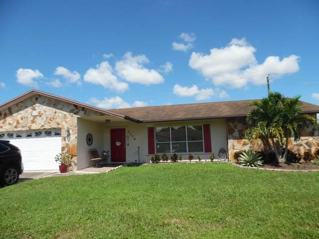5528 Barnstead Circle, Lake Worth, FL 33463 (#RX-10749847) :: Baron Real Estate