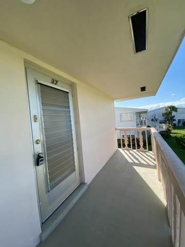 37 Norwich B, West Palm Beach, FL 33417 (MLS #RX-10749872) :: The DJ & Lindsey Team