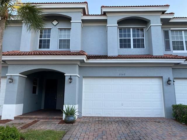 2162 SW Cape Cod Drive, Port Saint Lucie, FL 34953 (#RX-10749875) :: Baron Real Estate