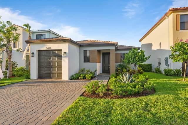 5418 Starfish Road, Loxahatchee, FL 33470 (#RX-10749877) :: Posh Properties