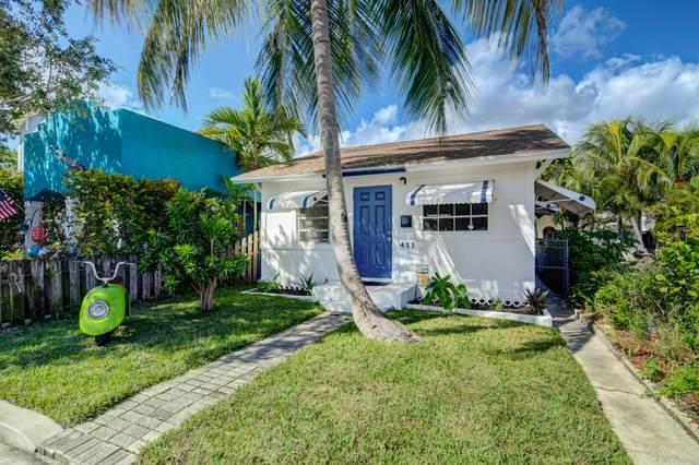 411 S J Street, Lake Worth Beach, FL 33460 (#RX-10749898) :: IvaniaHomes   Keller Williams Reserve Palm Beach