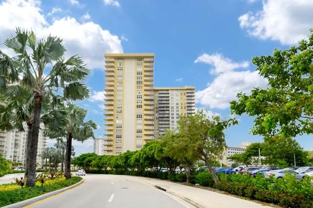 231 174th Street #714, Sunny Isles Beach, FL 33160 (#RX-10749906) :: IvaniaHomes | Keller Williams Reserve Palm Beach