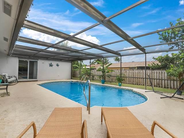 6549 Sleepy Willow Way, Delray Beach, FL 33484 (#RX-10749917) :: Michael Kaufman Real Estate