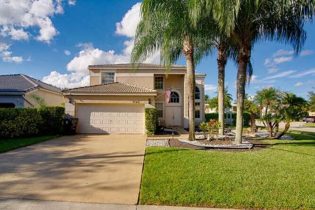 7743 Great Oak Drive, Lake Worth, FL 33467 (#RX-10749920) :: Michael Kaufman Real Estate