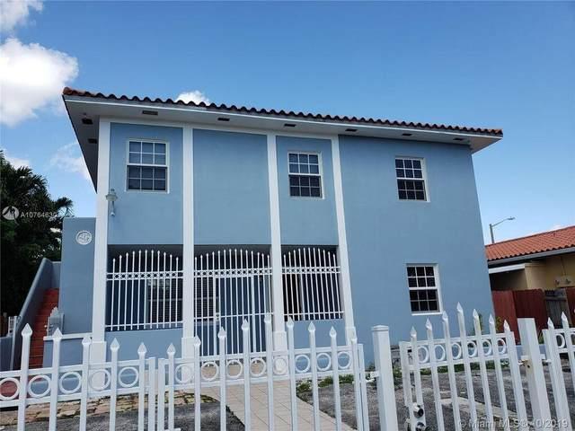 2205 SW 13th Street, Miami, FL 33145 (MLS #RX-10749947) :: Castelli Real Estate Services