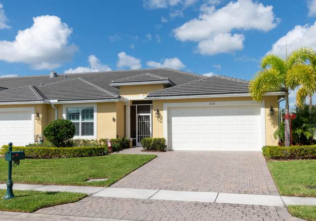 6121 NW Denmore Lane, Port Saint Lucie, FL 34983 (#RX-10749953) :: Baron Real Estate