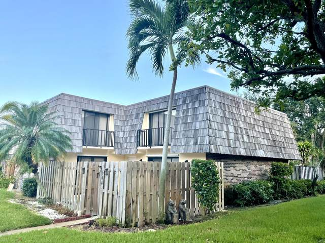 1544 Forest Lakes Circle B, West Palm Beach, FL 33406 (#RX-10749971) :: Michael Kaufman Real Estate