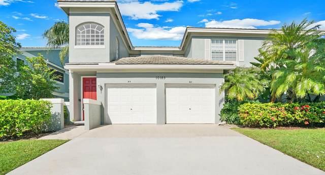 10185 Andover Coach Circle H1, Lake Worth, FL 33449 (#RX-10749977) :: DO Homes Group