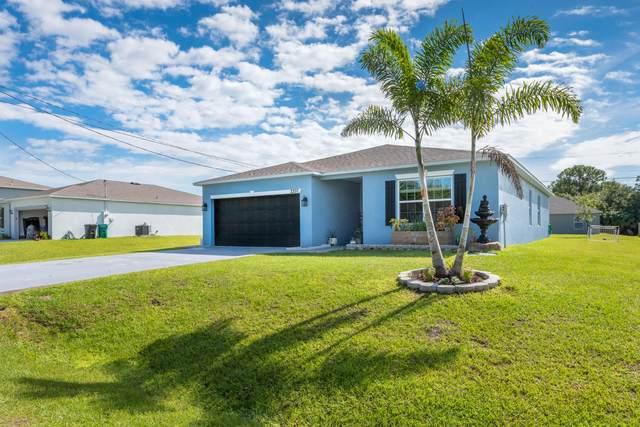 2337 SW Chateau Terrace, Port Saint Lucie, FL 34953 (#RX-10749980) :: Michael Kaufman Real Estate