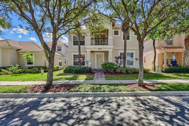 8425 Alister Boulevard W, Palm Beach Gardens, FL 33418 (MLS #RX-10750013) :: Castelli Real Estate Services