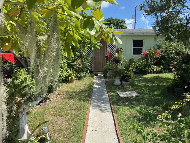 1218 S D Street, Lake Worth Beach, FL 33460 (MLS #RX-10750023) :: Castelli Real Estate Services