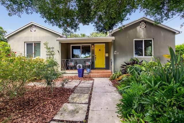 1131 N K Street, Lake Worth Beach, FL 33460 (#RX-10750073) :: IvaniaHomes   Keller Williams Reserve Palm Beach