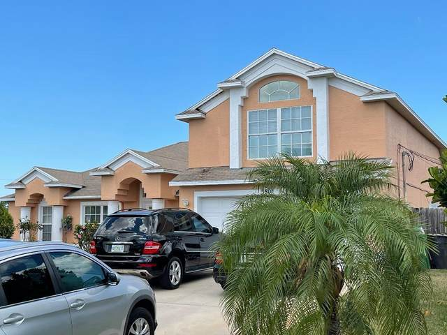 3801 SW Kocerik Street, Port Saint Lucie, FL 34953 (#RX-10750074) :: Posh Properties